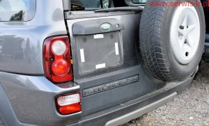 Klapa tył Land Rover Freelander I Lift