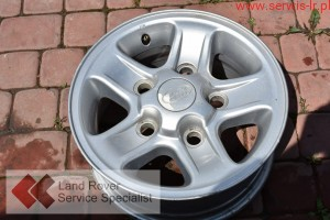 Felga 16 Land Rover Defender / Discovery 1 5x165,1 4x4
